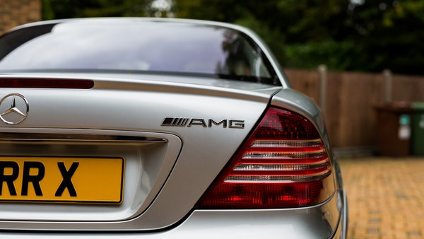 2002 Mercedes-Benz CL55 AMG For Sale (picture 35 of 113)