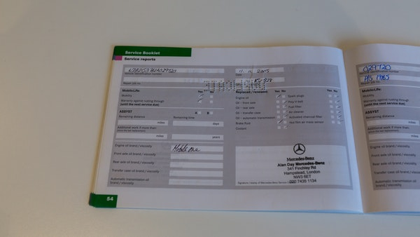 2002 Mercedes-Benz CL55 AMG For Sale (picture 97 of 113)