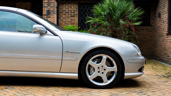 2002 Mercedes-Benz CL55 AMG For Sale (picture 73 of 113)
