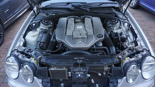 2002 Mercedes-Benz CL55 AMG For Sale (picture 83 of 113)
