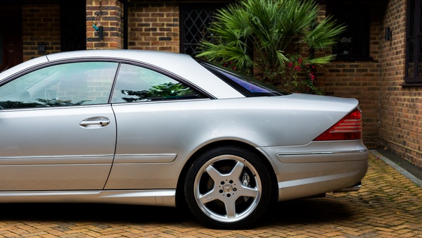 2002 Mercedes-Benz CL55 AMG For Sale (picture 75 of 113)