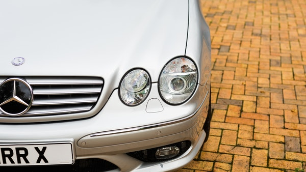 2002 Mercedes-Benz CL55 AMG For Sale (picture 46 of 113)