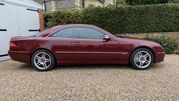 RESERVE LOWERED! - 2003 Mercedes CL600 For Sale (picture 40 of 255)