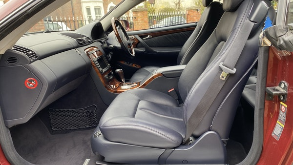 RESERVE LOWERED! - 2003 Mercedes CL600 For Sale (picture 175 of 255)
