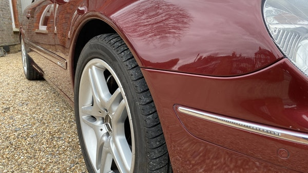 RESERVE LOWERED! - 2003 Mercedes CL600 For Sale (picture 96 of 255)
