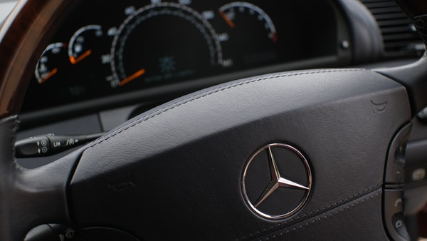 RESERVE LOWERED! - 2003 Mercedes CL600 For Sale (picture 18 of 255)