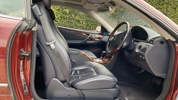 RESERVE LOWERED! - 2003 Mercedes CL600 For Sale (picture 143 of 255)