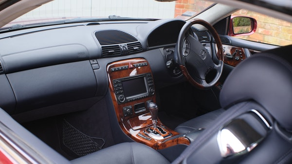 RESERVE LOWERED! - 2003 Mercedes CL600 For Sale (picture 31 of 255)