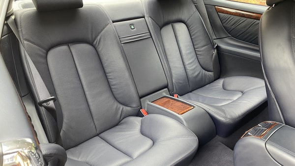 RESERVE LOWERED! - 2003 Mercedes CL600 For Sale (picture 153 of 255)