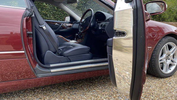 RESERVE LOWERED! - 2003 Mercedes CL600 For Sale (picture 134 of 255)