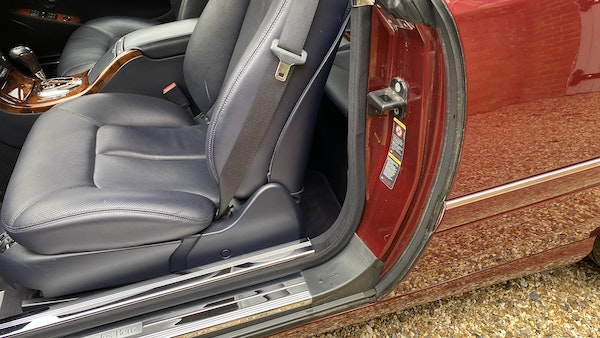 RESERVE LOWERED! - 2003 Mercedes CL600 For Sale (picture 178 of 255)