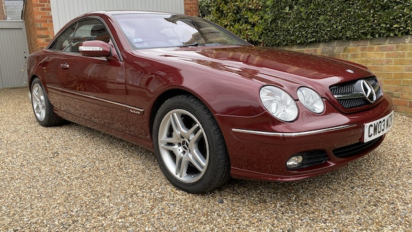 RESERVE LOWERED! - 2003 Mercedes CL600 For Sale (picture 39 of 255)