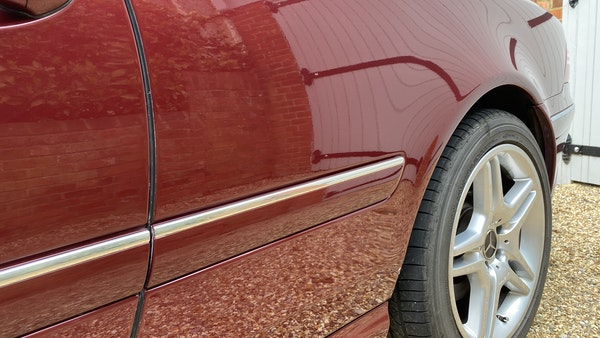 RESERVE LOWERED! - 2003 Mercedes CL600 For Sale (picture 66 of 255)