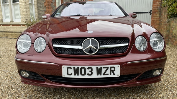 RESERVE LOWERED! - 2003 Mercedes CL600 For Sale (picture 38 of 255)