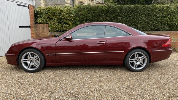 RESERVE LOWERED! - 2003 Mercedes CL600 For Sale (picture 44 of 255)