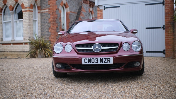 RESERVE LOWERED! - 2003 Mercedes CL600 For Sale (picture 25 of 255)