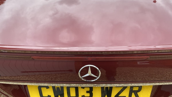 RESERVE LOWERED! - 2003 Mercedes CL600 For Sale (picture 120 of 255)