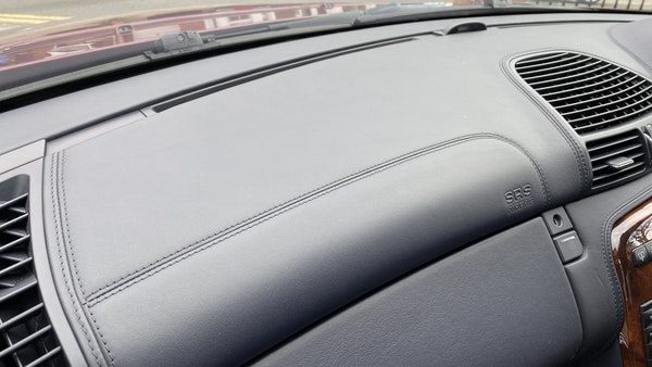RESERVE LOWERED! - 2003 Mercedes CL600 For Sale (picture 199 of 255)