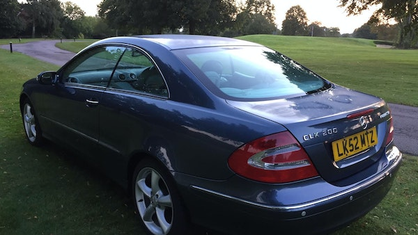 2002 Mercedes-Benz CLK 200 Elegance For Sale (picture 13 of 89)