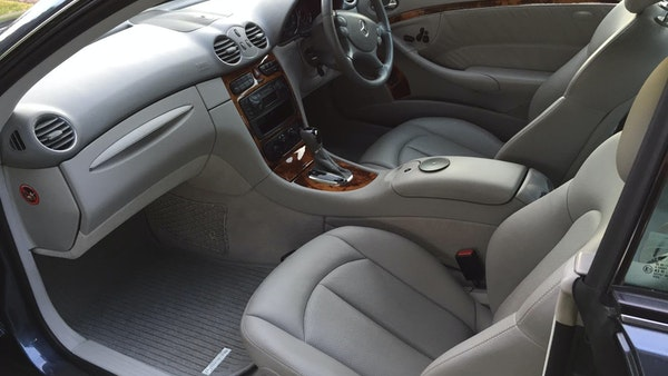 2002 Mercedes-Benz CLK 200 Elegance For Sale (picture 24 of 89)