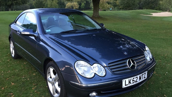 2002 Mercedes-Benz CLK 200 Elegance For Sale (picture 7 of 89)