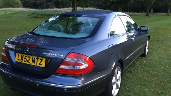 2002 Mercedes-Benz CLK 200 Elegance For Sale (picture 9 of 89)