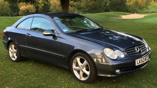 2002 Mercedes-Benz CLK 200 Elegance For Sale (picture 1 of 89)