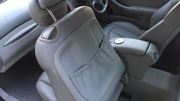 2002 Mercedes-Benz CLK 200 Elegance For Sale (picture 35 of 89)