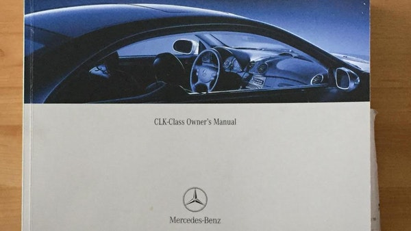 2002 Mercedes-Benz CLK 200 Elegance For Sale (picture 70 of 89)
