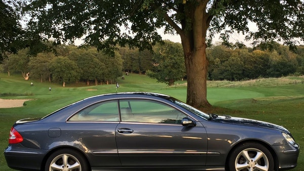 2002 Mercedes-Benz CLK 200 Elegance For Sale (picture 17 of 89)