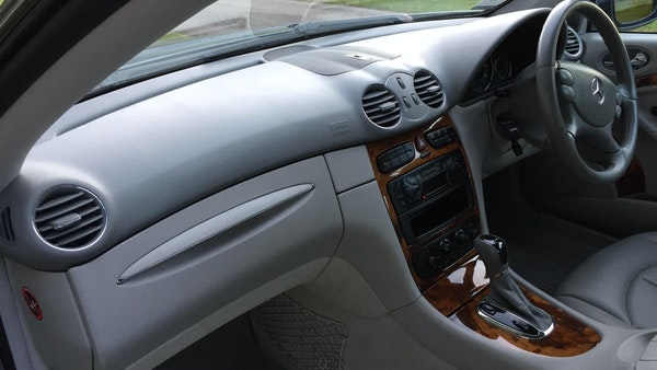 2002 Mercedes-Benz CLK 200 Elegance For Sale (picture 25 of 89)