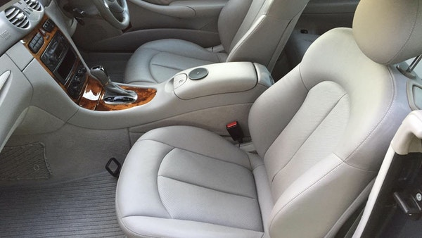 2002 Mercedes-Benz CLK 200 Elegance For Sale (picture 30 of 89)