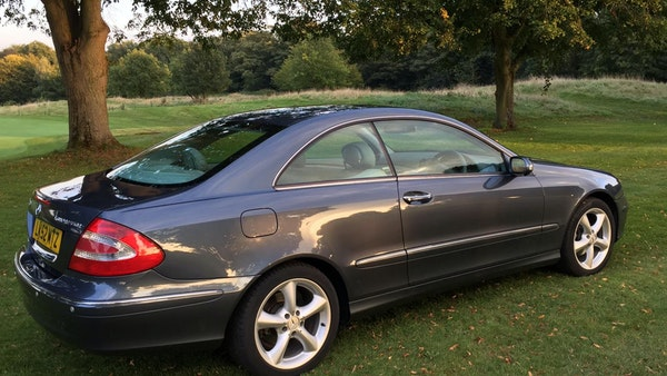 2002 Mercedes-Benz CLK 200 Elegance For Sale (picture 10 of 89)