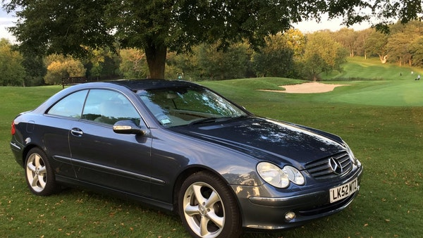 2002 Mercedes-Benz CLK 200 Elegance For Sale (picture 4 of 89)