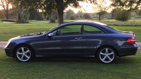 2002 Mercedes-Benz CLK 200 Elegance For Sale (picture 8 of 89)
