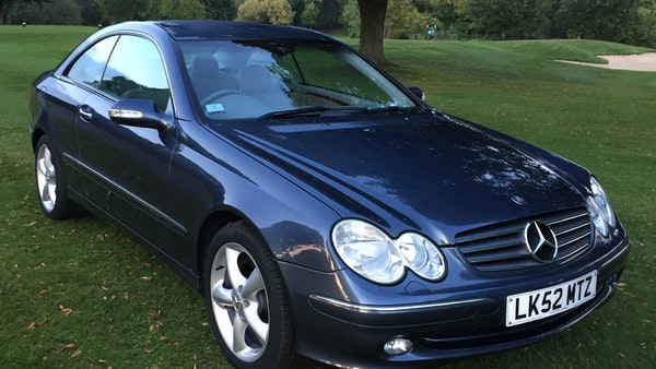 2002 Mercedes-Benz CLK 200 Elegance For Sale (picture 12 of 89)