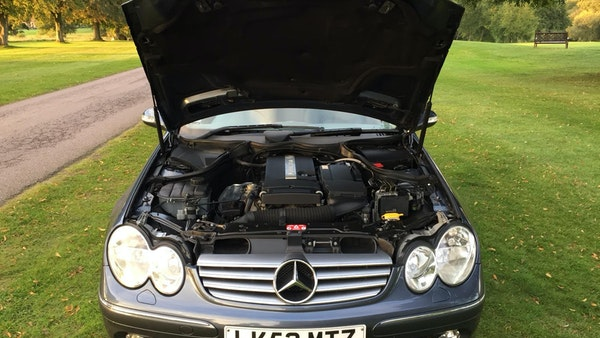 2002 Mercedes-Benz CLK 200 Elegance For Sale (picture 59 of 89)