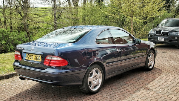 2000 Mercedes-Benz CLK 430 For Sale (picture 8 of 53)