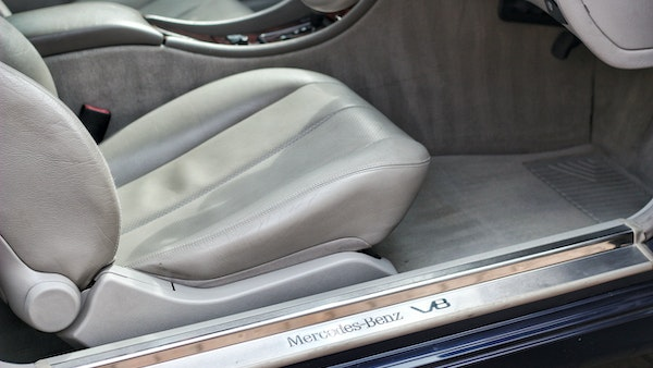 2000 Mercedes-Benz CLK 430 For Sale (picture 27 of 53)