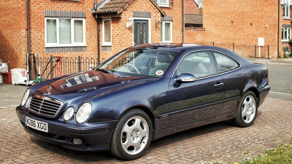 2000 Mercedes-Benz CLK 430 For Sale (picture 3 of 53)