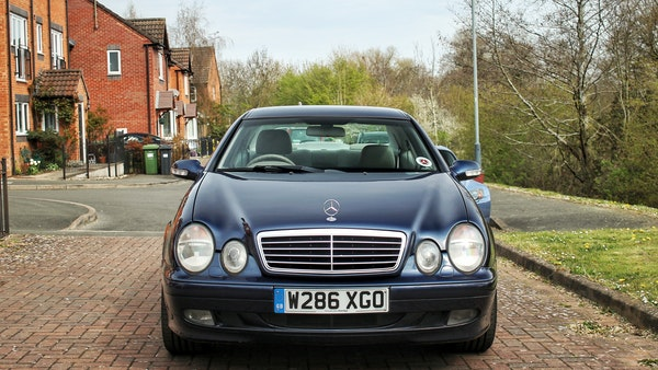 2000 Mercedes-Benz CLK 430 For Sale (picture 4 of 53)