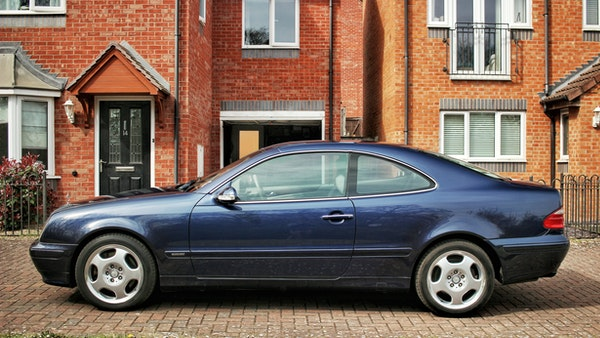 2000 Mercedes-Benz CLK 430 For Sale (picture 7 of 53)