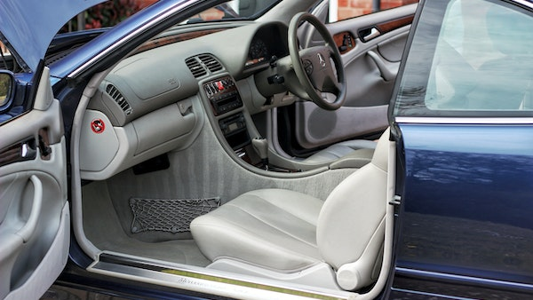 2000 Mercedes-Benz CLK 430 For Sale (picture 15 of 53)