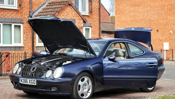 2000 Mercedes-Benz CLK 430 For Sale (picture 11 of 53)