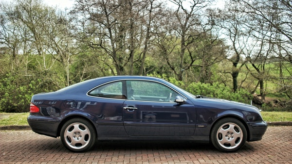2000 Mercedes-Benz CLK 430 For Sale (picture 6 of 53)