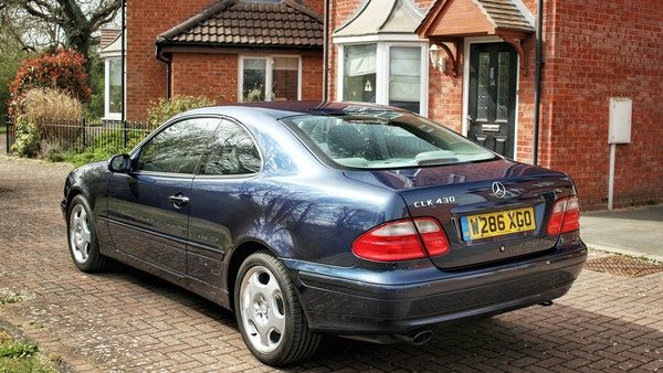 2000 Mercedes-Benz CLK 430 For Sale (picture 10 of 53)