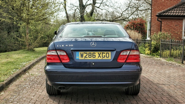 2000 Mercedes-Benz CLK 430 For Sale (picture 5 of 53)