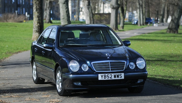 2002 Mercedes-Benz E240 Elegance For Sale (picture 2 of 95)