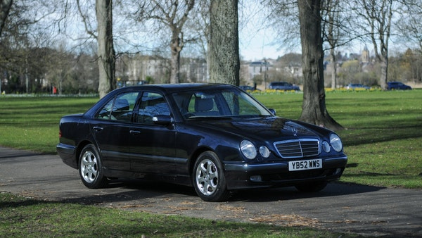 2002 Mercedes-Benz E240 Elegance For Sale (picture 1 of 95)