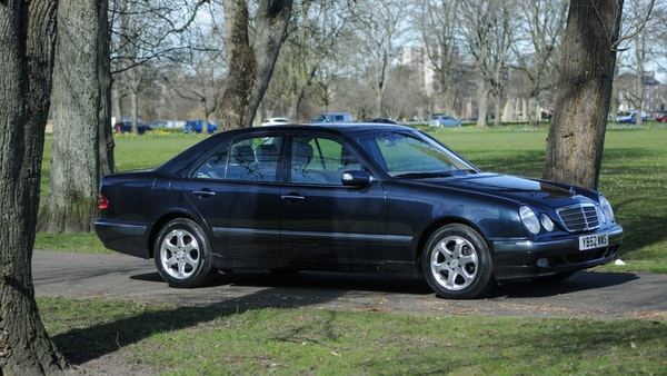 2002 Mercedes-Benz E240 Elegance For Sale (picture 4 of 95)